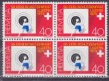 SUISSE 1077 - Fête fédérale de tir, à Lucerne