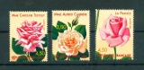 miniature France 3248 3250 1999 1/4 de cote roses anciennes du BF 24 neuf luxe ** MNH sin charnela cote 12