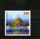 miniature France 3165 le Mont saint Michel neuf luxe ** (MNH sin charnela) prix de la poste 0.46