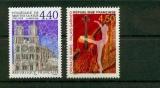 miniature France 3180 à 3181 opéra de Paris  neuf luxe ** (MNH sin charnela) prix de la poste 1.36