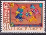 Liechtenstein 974/5 - EUROPA - Découverte de l'Amérique