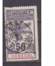 miniature SENEGAL      N°   42     OBLITERE