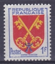 FRANCE 1955 NEUF** MNH N° 1047 Armoiries Comtat Venaissin