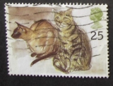 GB 1995 Cats  25p YT 1790 / SG 1849