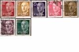 miniature Espagne Franco YT 854-855-857-859-860-861-863