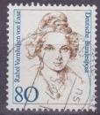 RFA 1587/8 - Femmes de l'Histoire allemande ; Rahel Varnhagen von Ense et Louis Henriette von Oran