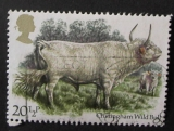 GB 1984 Cattle  20p YT 1118 / SG 1241