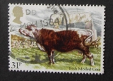 GB 1984 Cattle  31p YT 1121 / SG 1244