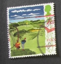 GB 1994 Scottish Golf Courses  25p YT 1768 / SG 1802