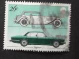 GB 1982 British motor cars  26p YT 1060 / SG 1200