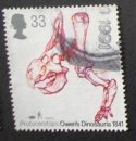 GB 1991 Dinosaurs 33p YT 1559 / SG 1583
