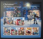 miniature GB 2010 Christmas mini-sheet mint/neuf **