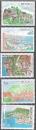 Monaco 1978 Yvert 1147 - 1151 Neuf ** Cote (2015) 9.65 Euro Sites et monuments
