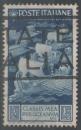 miniature Italie 1937 - Auguste 1,25 L.