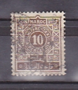 miniature  MAROC 1917-26 Y& T N° TAXE 29 Oblitéré
