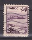 miniature MAROC 1951-54 Y& T N° 312 Oblitéré