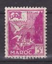 miniature MAROC 1951-54 Y& T N° 306 Oblitéré