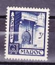 miniature  MAROC 1949 Y& T N° 281 Oblitéré