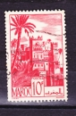 miniature MAROC 1947-49 Y& T N° 260A Oblitéré
