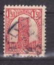 miniature MAROC 1943-44 Y& T N° 213 Oblitéré