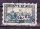 miniature MAROC 1933-34 Y& T N° 144A Oblitéré