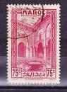 miniature  MAROC 1933-34 Y& T N° 141 Oblitéré