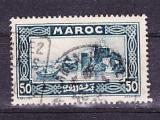 miniature MAROC 1933-34 Y& T N° 137 Oblitéré