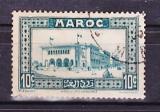 miniature MAROC 1933-34 Y& T N° 132 Oblitéré