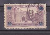 miniature MAROC 1923-27 Y& T N° 126 Oblitéré