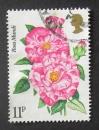 GB 1976 Roses  11p YT 797 / SG 1008