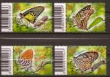 miniature Singapour 2011 Papillons