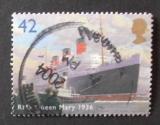 GB 2004 OCEAN LINERS 42p YT 2556 / SG 2450
