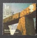 GB 2005 WORLD HERITAGE 1st Stonehenge  YT 2648 / SG 2534