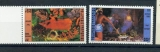 miniature Polynésie 241 242 1/4 de cote 1985 COUTUMES Alimentaires neuf ** TB MNH SIN CHARNELA cote 2.25