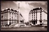 miniature France  Cpsm Caen (14)  Le Monument aux Morts et l' Hôtel Malherbe