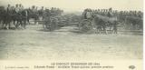 miniature Cpa L'armée Russe - Artillerie russe partant prendre position