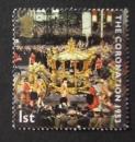 GB 2003 coronation  YT 2452 / SG 2376