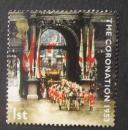 GB 2003 coronation  YT 2450 / SG 2374