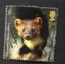 GB 2004 Woodland animals Pine Marten  YT 2578 / SG 2479