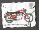 GB 2005 MOTORCYCLES 40p YT 2662 / SG 2549