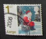 GB 2006 Christmas 1st Large SG 2607
