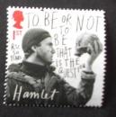 GB 2011 Shakespeare Hamlet 1st  YT 3481 / SG 3173