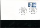 miniature N° 1533 /  FDC / MARIE CURIE / PARIS 21 10 1967