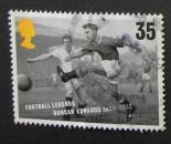 GB 1996 Football Legends  35p YT 1873 / SG 1927