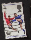 GB 1966 World Cup  4d YT 441 / SG 693