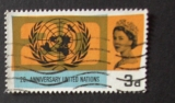 GB 1965 United Nations 3d YT 417 / SG 681
