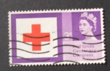 GB 1963 Red Cross  3D YT 378 / SG 642