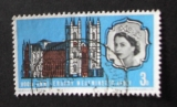 GB 1966 Westminster Abbey   3d YT 435 / SG 687