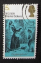 GB 1970 Literary Anniversaries 5d YT 593 / SG 826