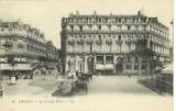 miniature Cpa  49 Angers , le Grand hôtel devenu les nouvelles galeries